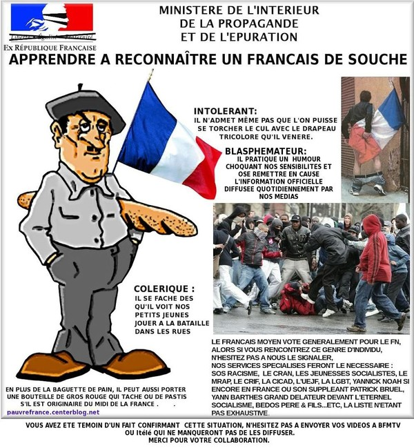 Affiches anti FN