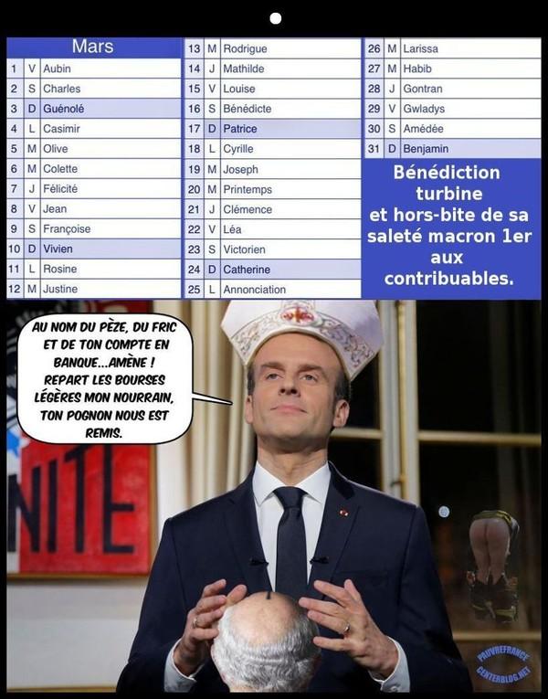 Calendrier Macron 2019.Calendrier 2019 Mars Centerblog