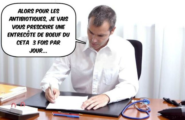 Le dessin du jour (humour en images) - Page 27 CETA_boeuf_antibiotiques