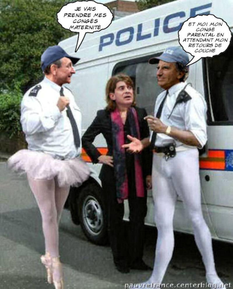 l association des policiers gay et les biens qui a