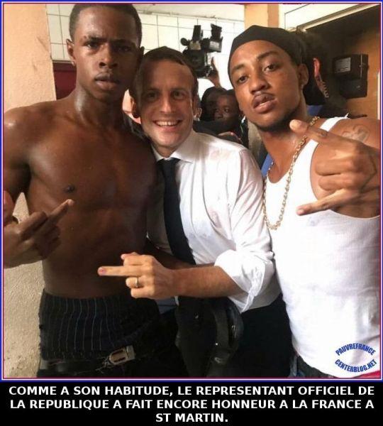 Le dessin du jour (humour en images) - Page 20 Macron_ile_St_Martin_4