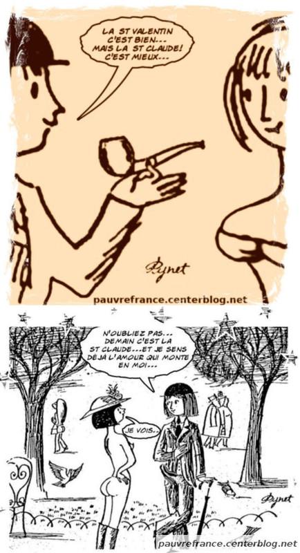 A la Saint Valentin, l'Amour et la Pipe vont main dans la main (14/02) E182da62